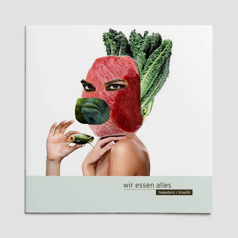 Wir essen alles - Diskonspekt - Raouf Khanfir, Wolfgang Hagedorn, 30 Quadrat