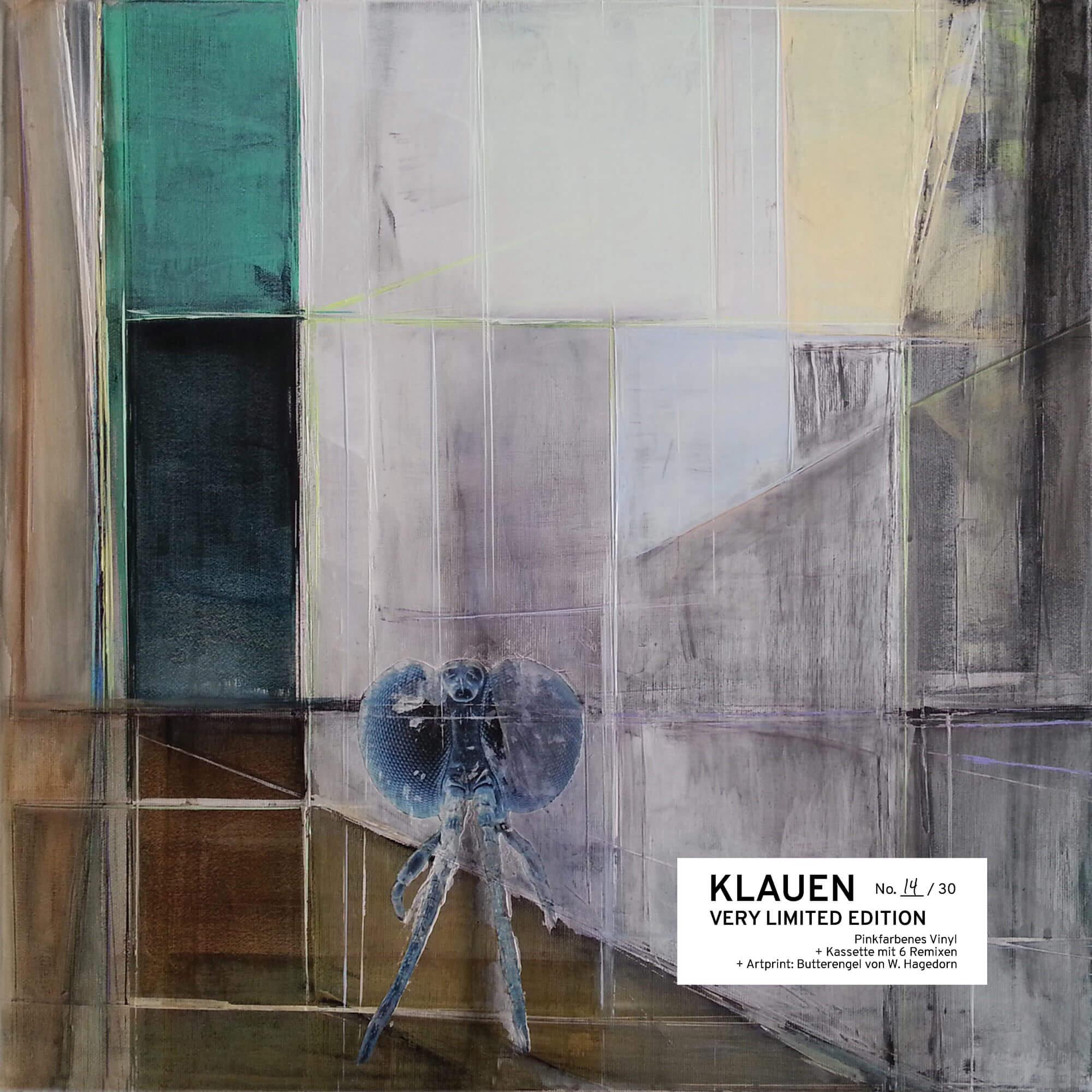 Klauen - Debutalbum - Vinyl - Parallel Schallplatten